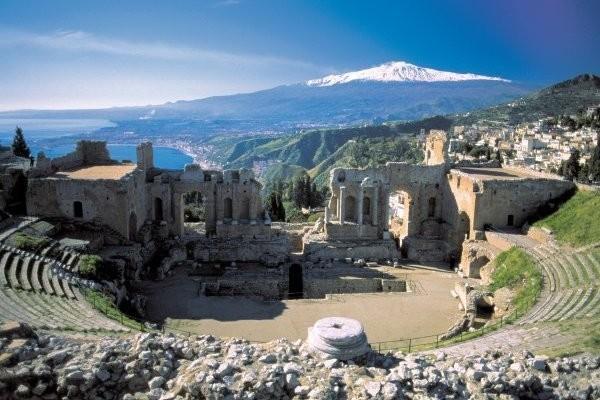 Monument - Circuit Grand Tour de Sicile Palerme Sicile et Italie du Sud