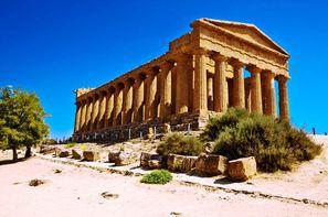 Vacances Palerme: Circuit Grande Découverte de la Sicile