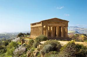 Vacances Palerme: Circuit Au Coeur de la Sicile