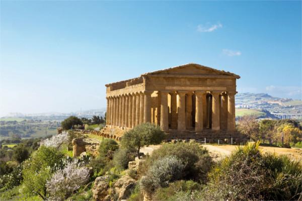 Monument - Circuit Au Coeur de la Sicile 4* Palerme Sicile et Italie du Sud