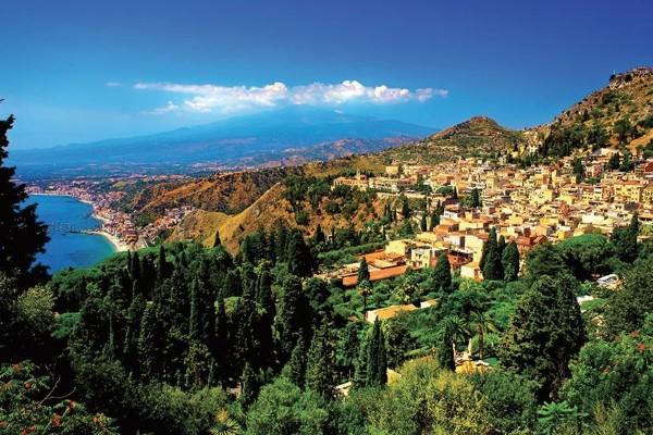 Ville - Circuit La Sicile, au pied d'un Volcan Palerme Sicile et Italie du Sud