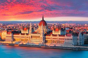 Vacances Bratislava: Circuit Hongrie-Slovaquie-Autriche  Budapest, Vienne et Bratislava