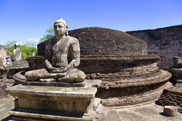 Monument - Circuit Merveilles du Sri Lanka & Extension Balnéaire