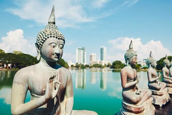 Ville - Circuit FRAM Trésors et plages du Sri Lanka + extension balnéaire Colombo Sri Lanka