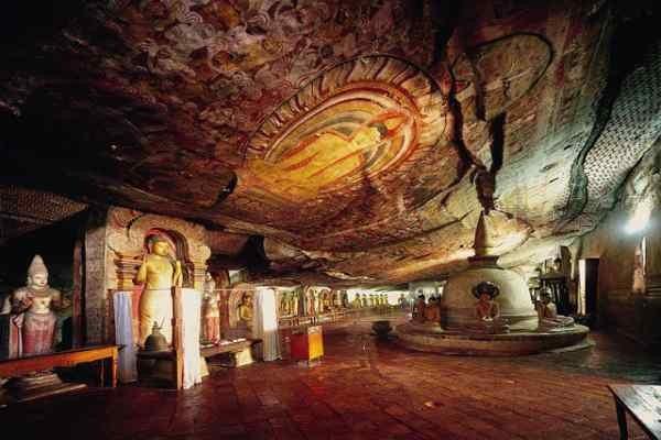 Monument - Circuit Sri Lanka : Ceylan, l'île d'émeraude 3* Colombo Sri Lanka