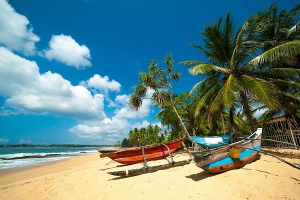 Plage - Circuit I Love Sri Lanka 3* Colombo Sri Lanka