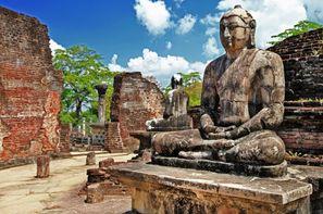 Vacances Colombo: Circuit Trésors et plages du Sri Lanka (Eté 2019)
