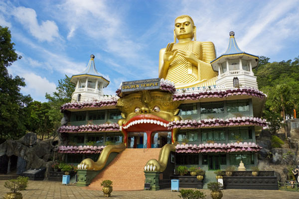Monument - Sri Lanka Authentique 3* et Extension balnéaire Colombo Sri Lanka