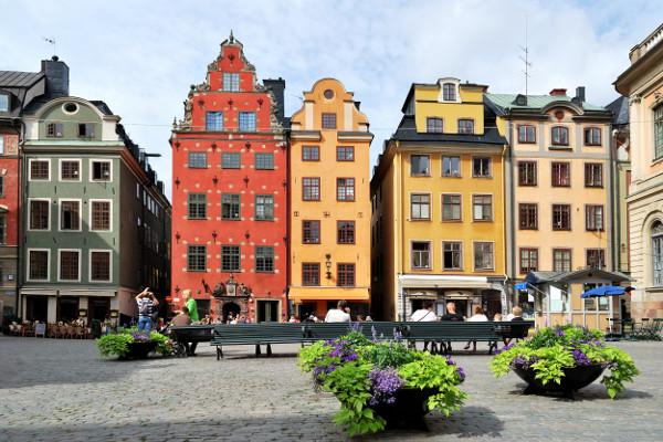Ville - Circuit Splendeurs de La Baltique Stockholm Suede