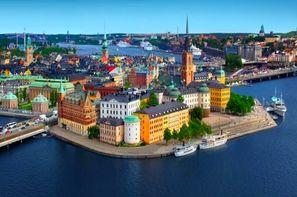 Vacances Stockholm: Circuit Transbaltique