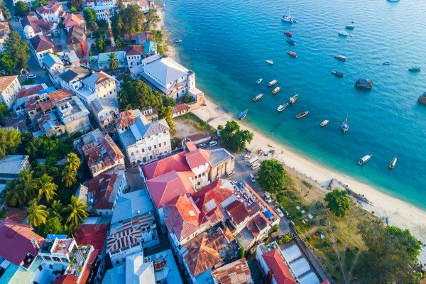 Ville - Circuit Zanzibar : entre nature, senteurs et plages au Framissima Paje Palms Beach 4* sup Zanzibar Tanzanie