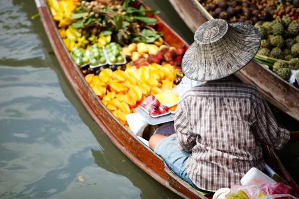 (fictif) - Circuit Capitales et Délices du Siam Bangkok Thailande