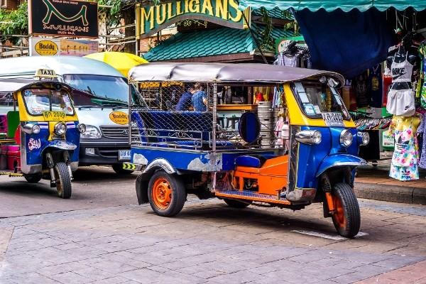 (fictif) - Circuit Des Temples Khmers à Koh Samui 3* Bangkok Thailande
