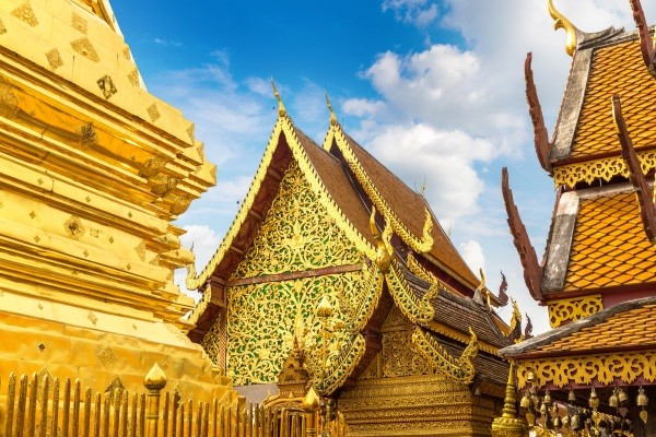 (fictif) - Circuit FRAM Beautés du Siam & extension Cha Am 3* Bangkok Thailande