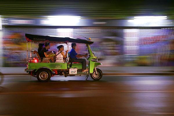 (fictif) - Circuit Grand Tour de Thailande 3* et Phuket 4* Bangkok Thailande