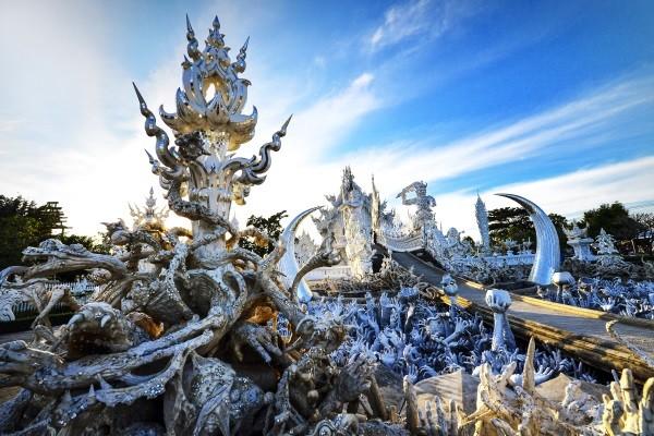 (fictif) - Circuit Les Essentiels de la Thaïlande & farniente à Koh Samui au Bhundhari Chaweng Beach Resort 4* Bangkok Thailande