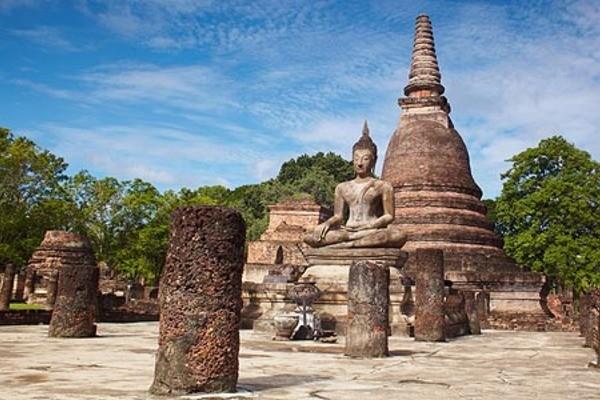 (fictif) - Circuit Premiers Regards de Thaïlande Bangkok Thailande