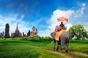 Thailande-Bangkok, Circuit Thaïlande du Nord et Bravo Club Khao Lak