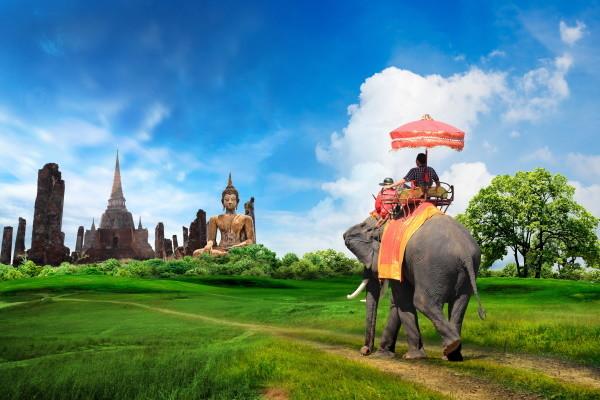 (fictif) - Circuit Thaïlande du Nord et Bravo Club Khao Lak 5* Bangkok Thailande