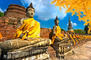 Thailande-Bangkok, Circuit Premier Regard Thaïlande & Hua Hin/Cha Am