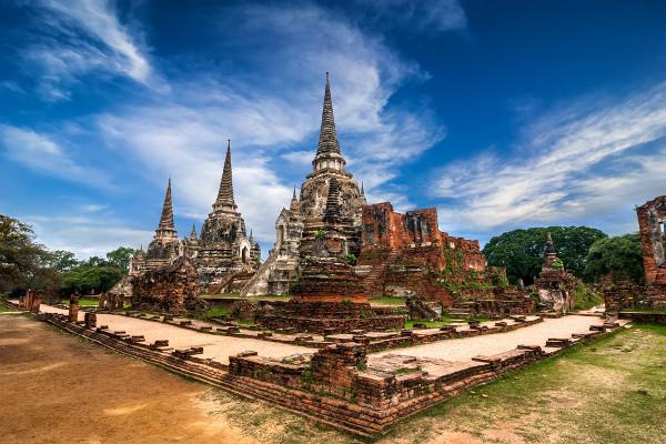 Ville - Circuit Orchidées : de Bangkok au Triangle d'Or 3* Bangkok Thailande
