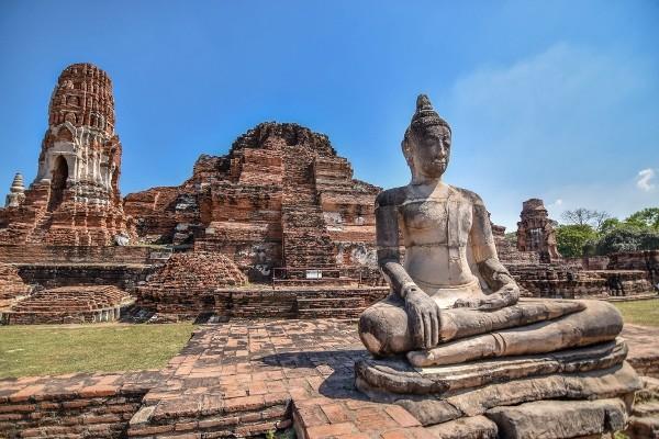 Monument - Circuit Au Pays du Sourire et Jomtien 3* sup Bangkok Thailande