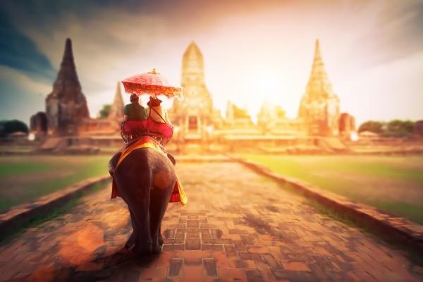 Monument - Circuit Les Essentiels de la Thaïlande & farniente à Jomtien au Ravindra 5* Bangkok Thailande