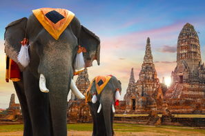 Thailande-Bangkok, Circuit Les Essentiels de la Thaïlande & farniente à Koh Samui au Samui Palm Beach