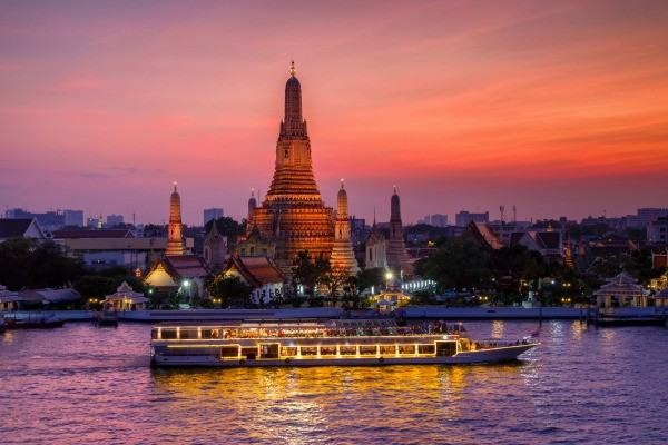 Monument - Circuit Les Capitales du Siam 3* Bangkok Thailande