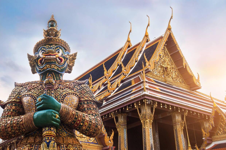 Monument - Les Essentiels de la Thaïlande & farniente à Koh Samui au Al's Laemson Resort 4* Koh Samui Thailande