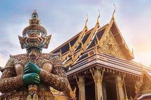 Vacances Koh Samui: Circuit Les Essentiels de la Thaïlande & farniente à Koh Samui au Al's Laemson Resort