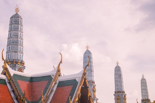 Monument - Circuit Du Pays du Sourire à l'île de Phuket Bangkok Thailande