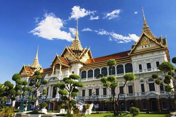 Ville - Circuit Trésors de Thailande