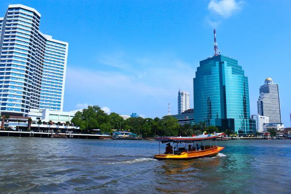 Ville - Circuit Lotus de Thaïlande 4* en mini groupe et Phuket 5* Bangkok Thailande