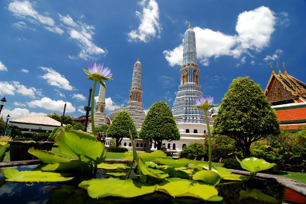 Ville - Circuit Beautés du Siam 3* Bangkok Thailande