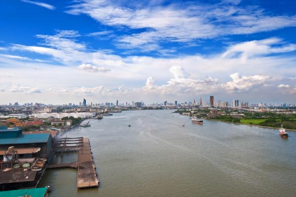Ville - Circuit Charmes de Thaïlande & Phuket 4* Bangkok Thailande