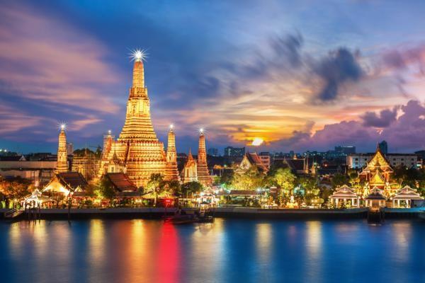 Ville - Circuit Richesses et Traditions de Thaïlande Bangkok Thailande