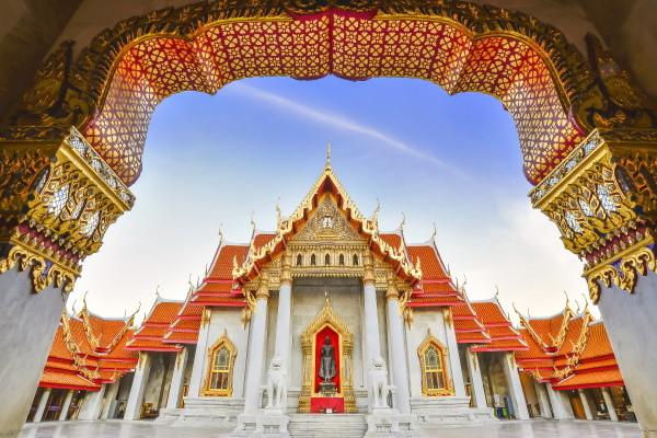 Monument - Circuit Au Pays du Sourire 3* Bangkok Thailande