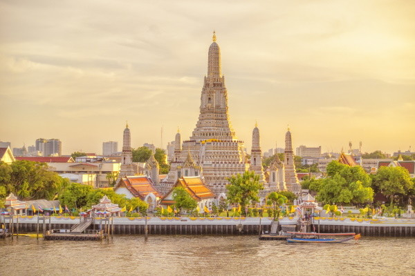 Monument - Circuit Couleurs de Thaïlande 3* & extension Framissima Evasion Kalima Resort Khao Lak 5* Bangkok Thailande