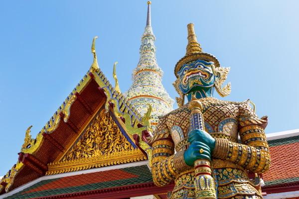Monument - Circuit Richesses et Traditions de Thaïlande (version privative en formule petit-déjeuner) Bangkok Thailande