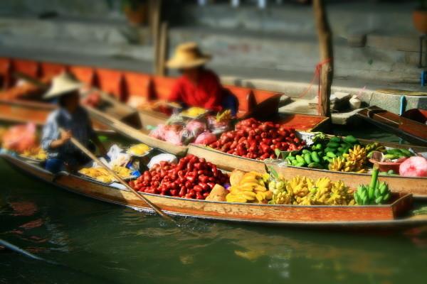 Bateau - Circuit Du Pays du Sourire au Golfe du Siam 3* Bangkok Thailande