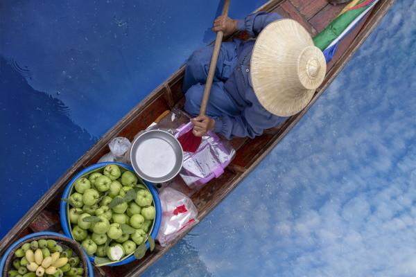 Damnoen Saduak - Les Essentiels de la Thaïlande & farniente à Koh Samui au Dara Samui