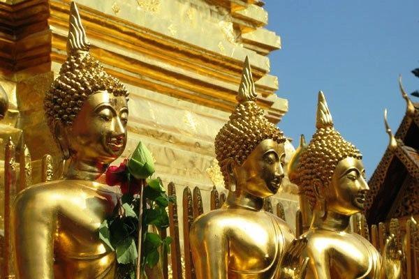 Bouddha Chiang Mai
