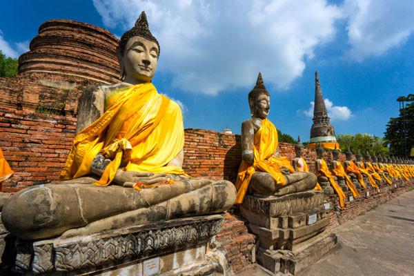 Monument - Circuit Thailande en hôtels de charme luxe et en privatif 4* Bangkok Thailande