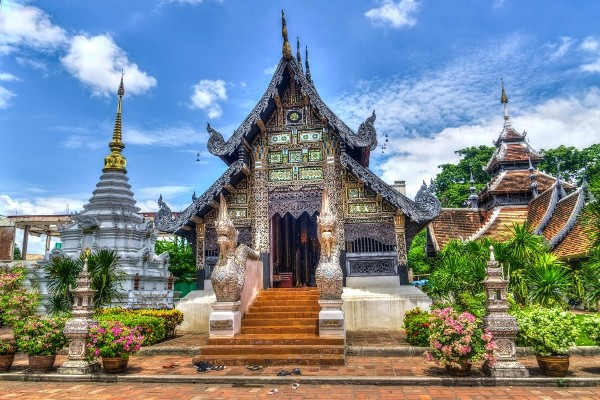Geographie - Circuit Thailande hors des sentiers battus : Bangkok, Triangle d'Or et lodge en montagne Bangkok Thailande