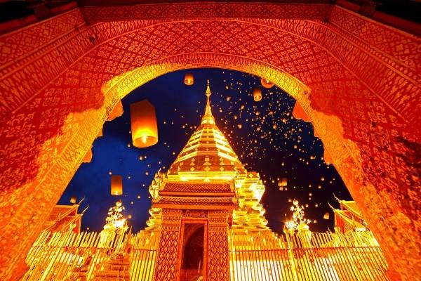 Monument - Circuit Orchidées : de Bangkok au Triangle d'Or 3* Bangkok Thailande