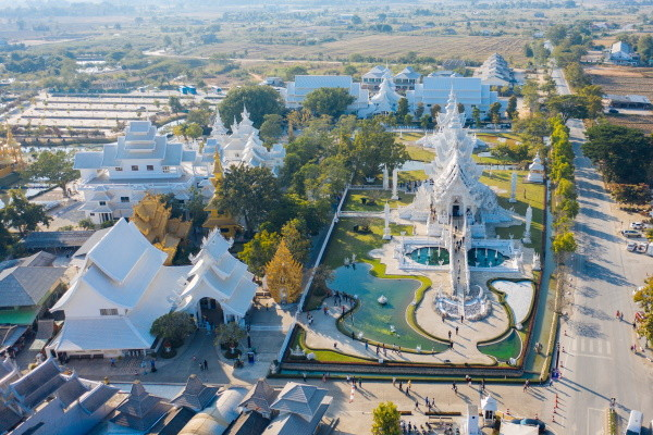 Monument - Circuit Splendeurs de la Thaïlande & extension Cha Am Bangkok Thailande