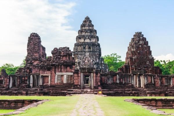 Des Temples Khmers à Phuket