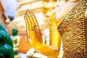 Vacances Bangkok: Circuit Les Essentiels de la Thaïlande & farniente au Methavalai Cha Am