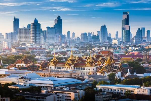 Ville - Circuit Sur la route du Sud Bangkok Thailande